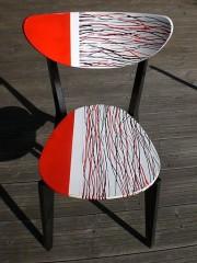 Acryl auf Holz - Tina Strobel
